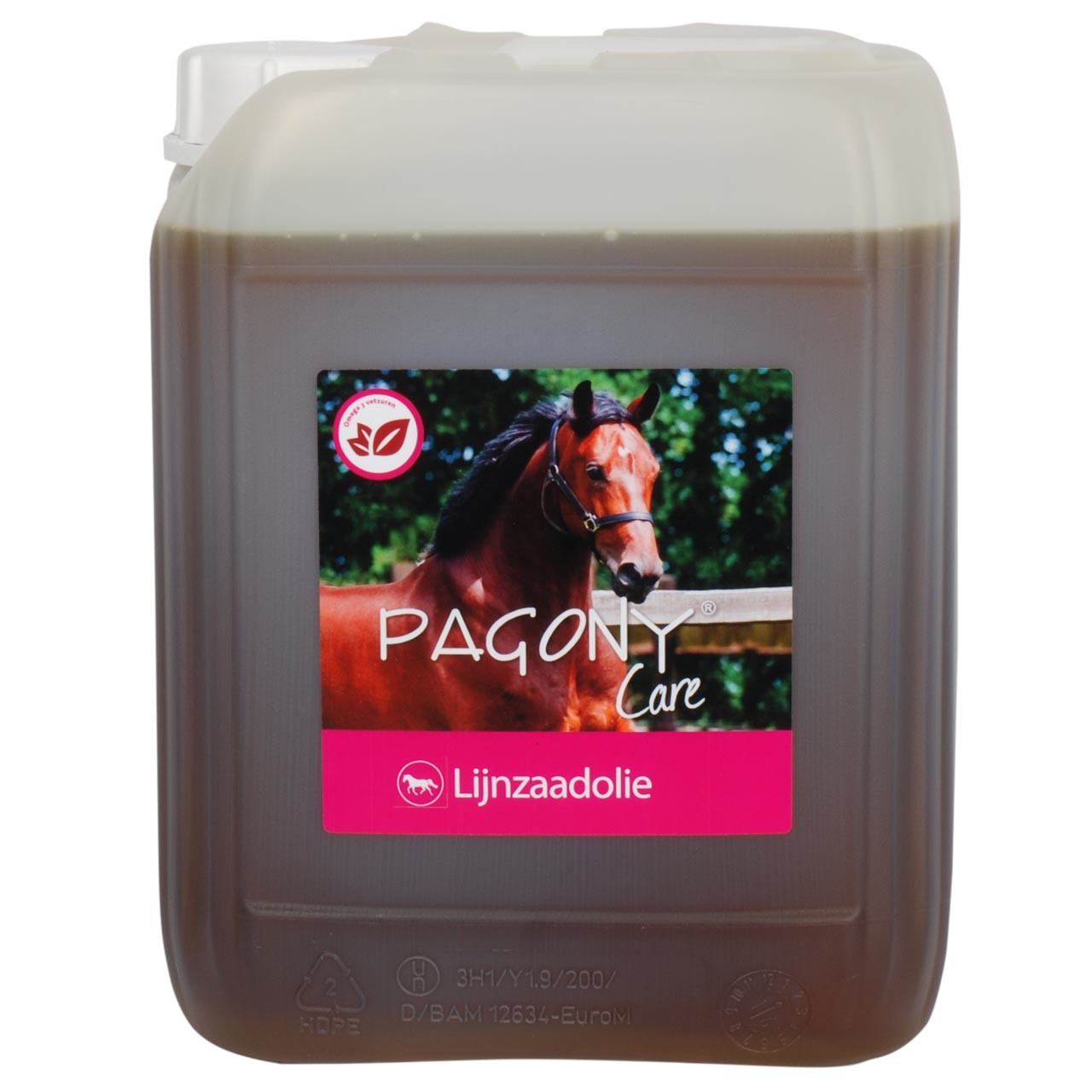 Pagony Care Lijnzaadolie 5 ltr