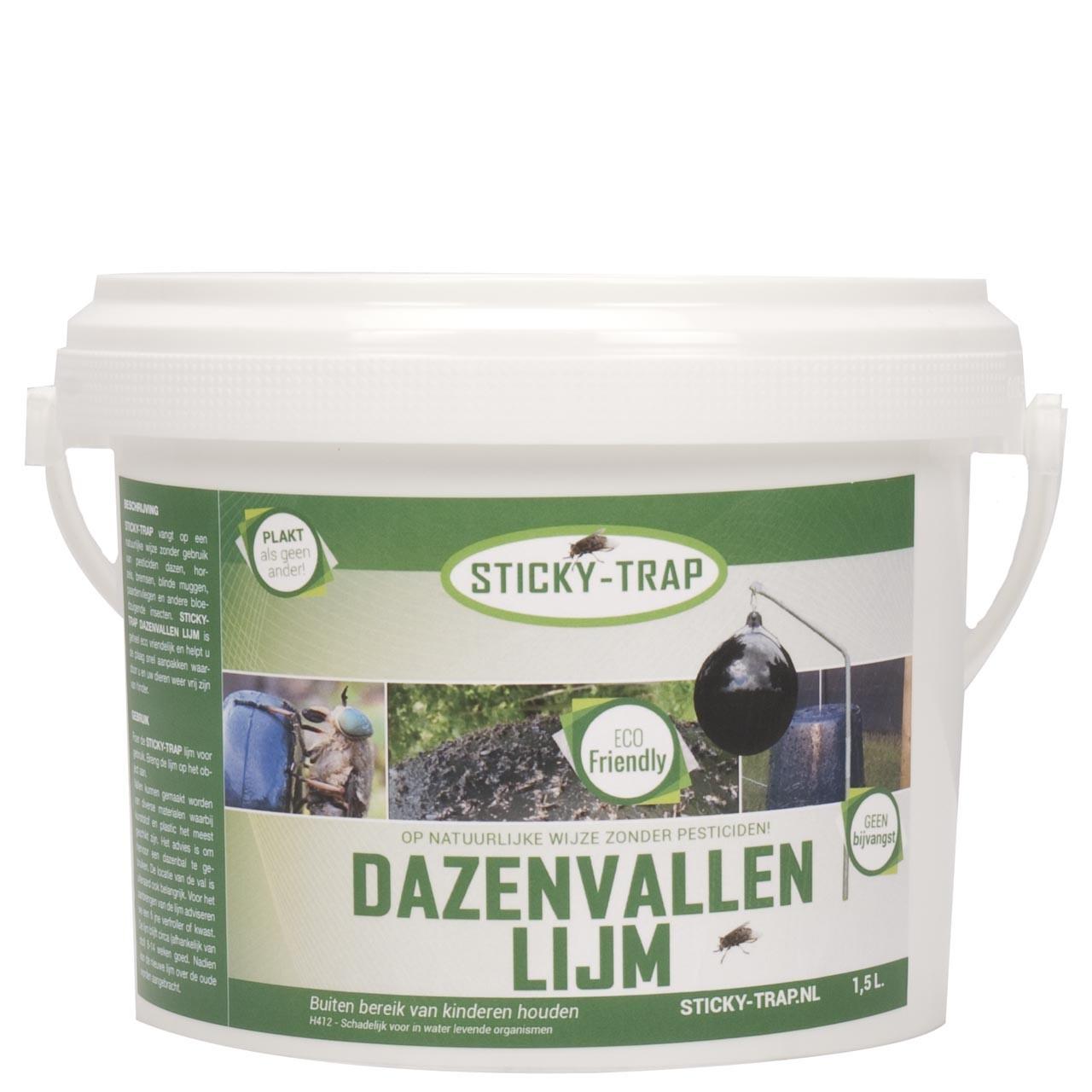 Sticky-Trap dazenlijm 1,5L