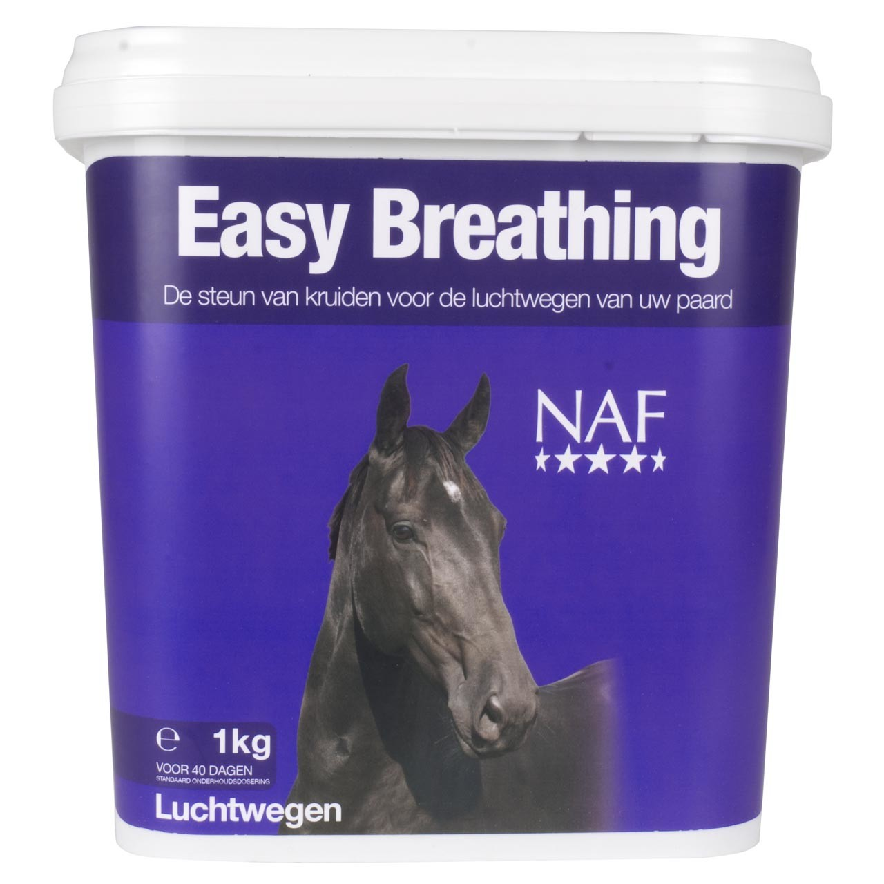 NAF Easy Breathing horse