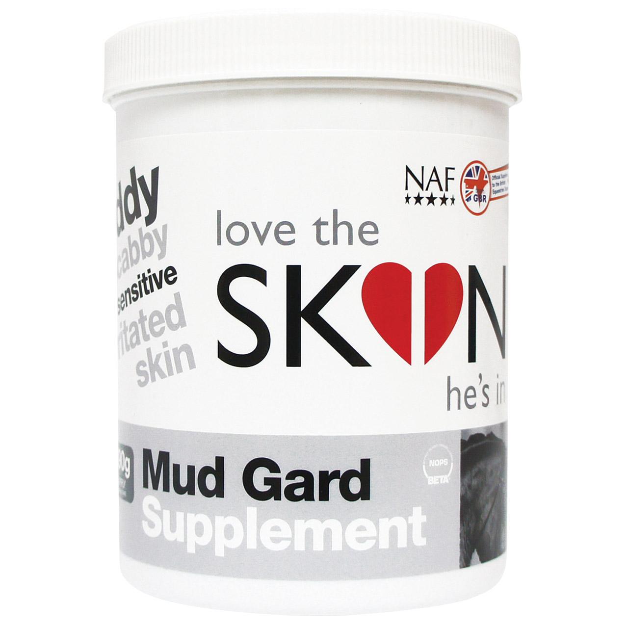 NAF Love The Skin Mud gard Supplement