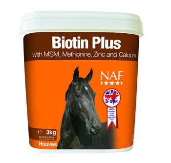 NAF Biotin Plus horse