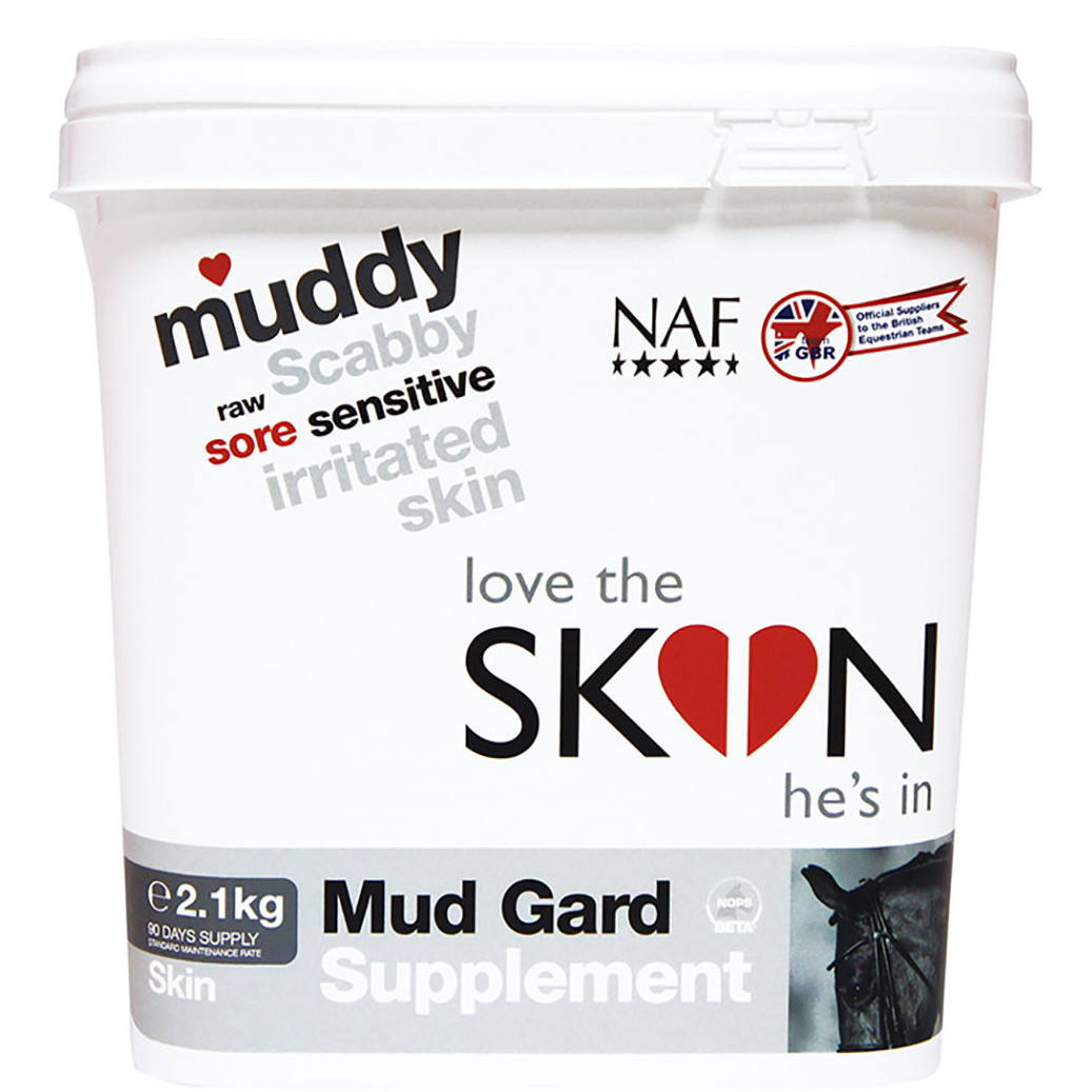 NAF LTS Mudguard Supplement