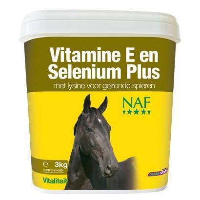 NAF Vit E and Selenium