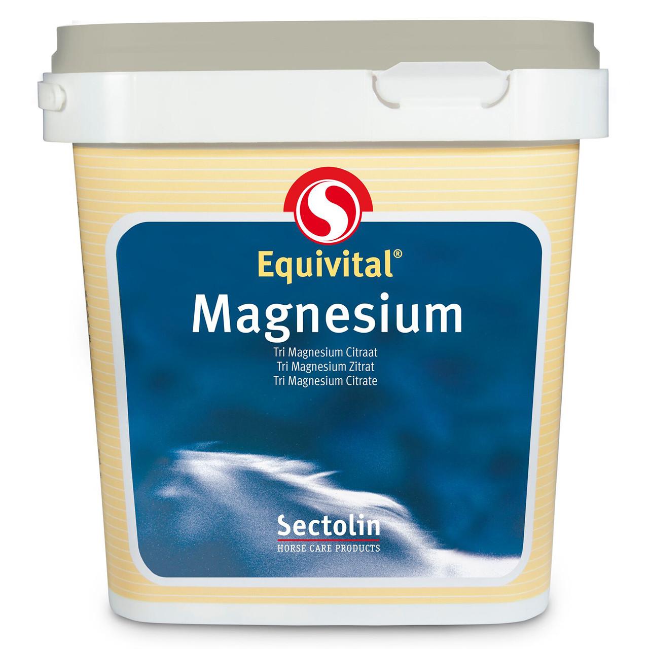 Sectolin Equitvital Magnesiumcitraat