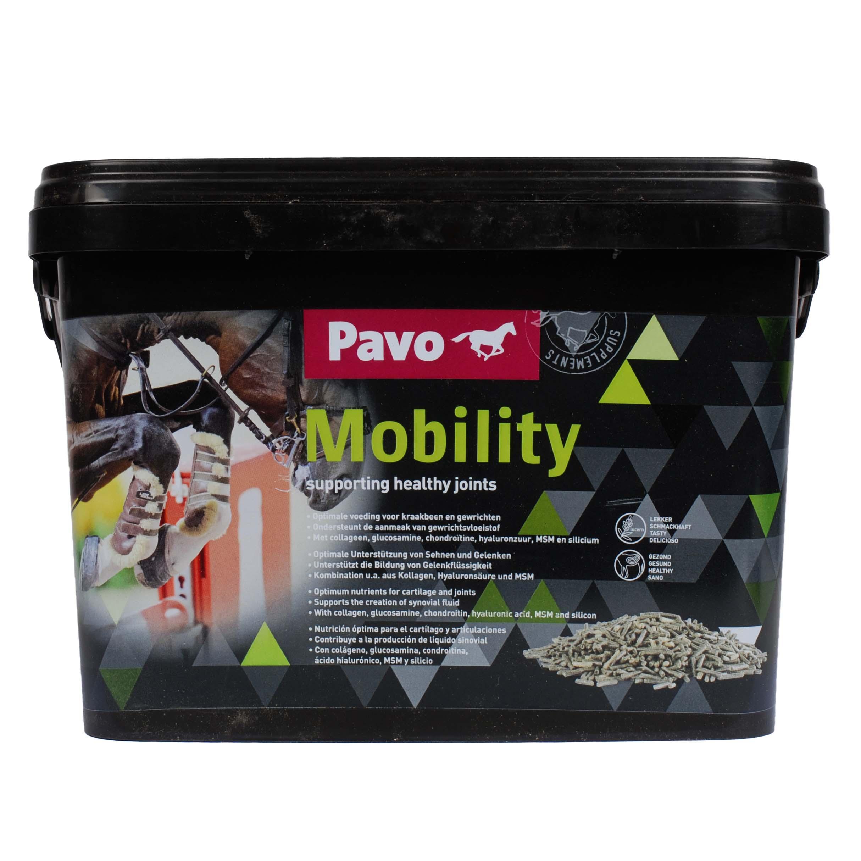 Pavo Mobility 3kg emmer