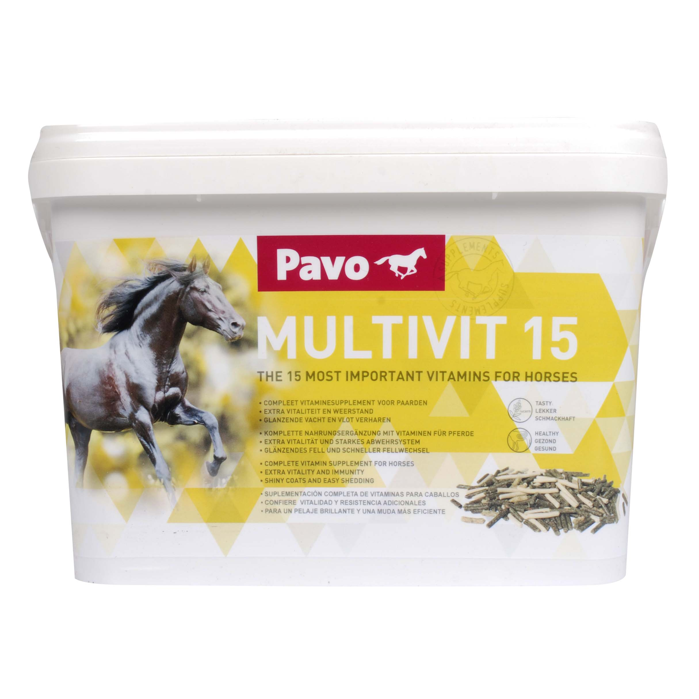 Pavo Multivit 15 - 3 kg