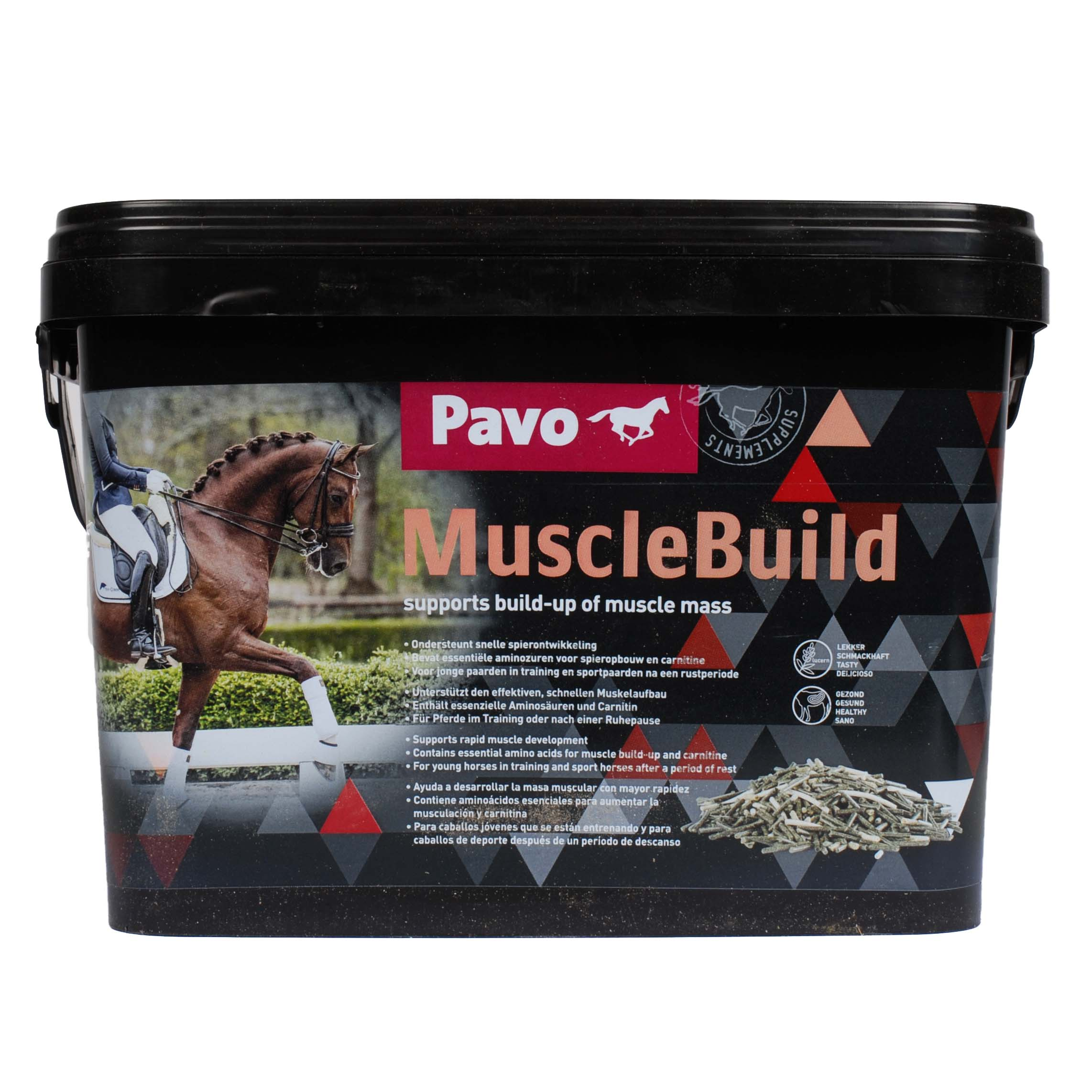 Pavo MuscleBuild II 3kg