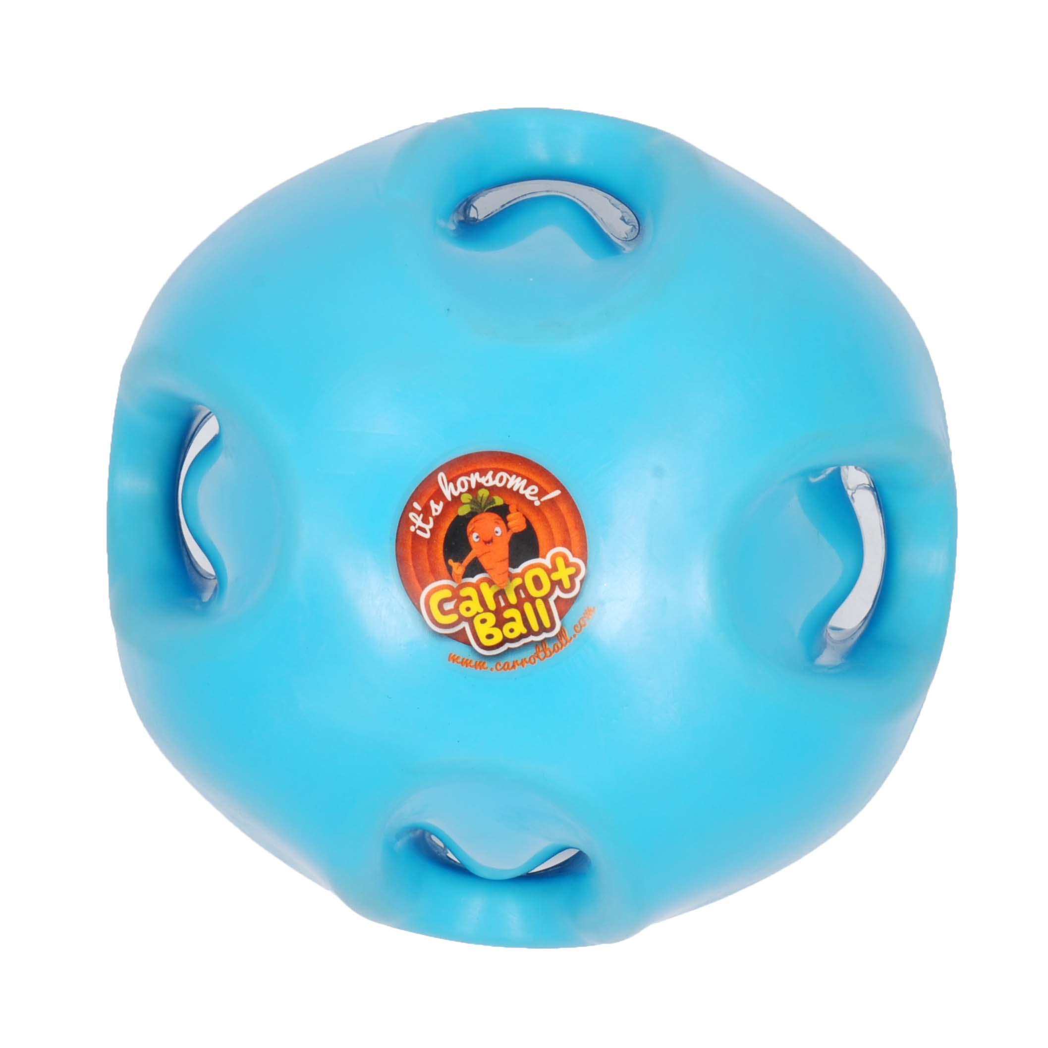 Shires Carrot Ball blauw