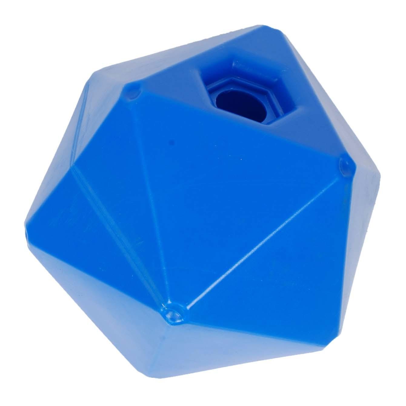Pagony Voer en Speelbal blauw maat:one size