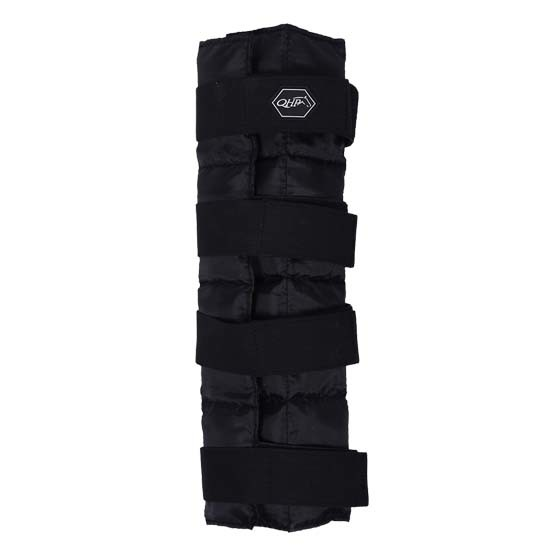 QHP Cooling beenbeschermer zwart maat:full