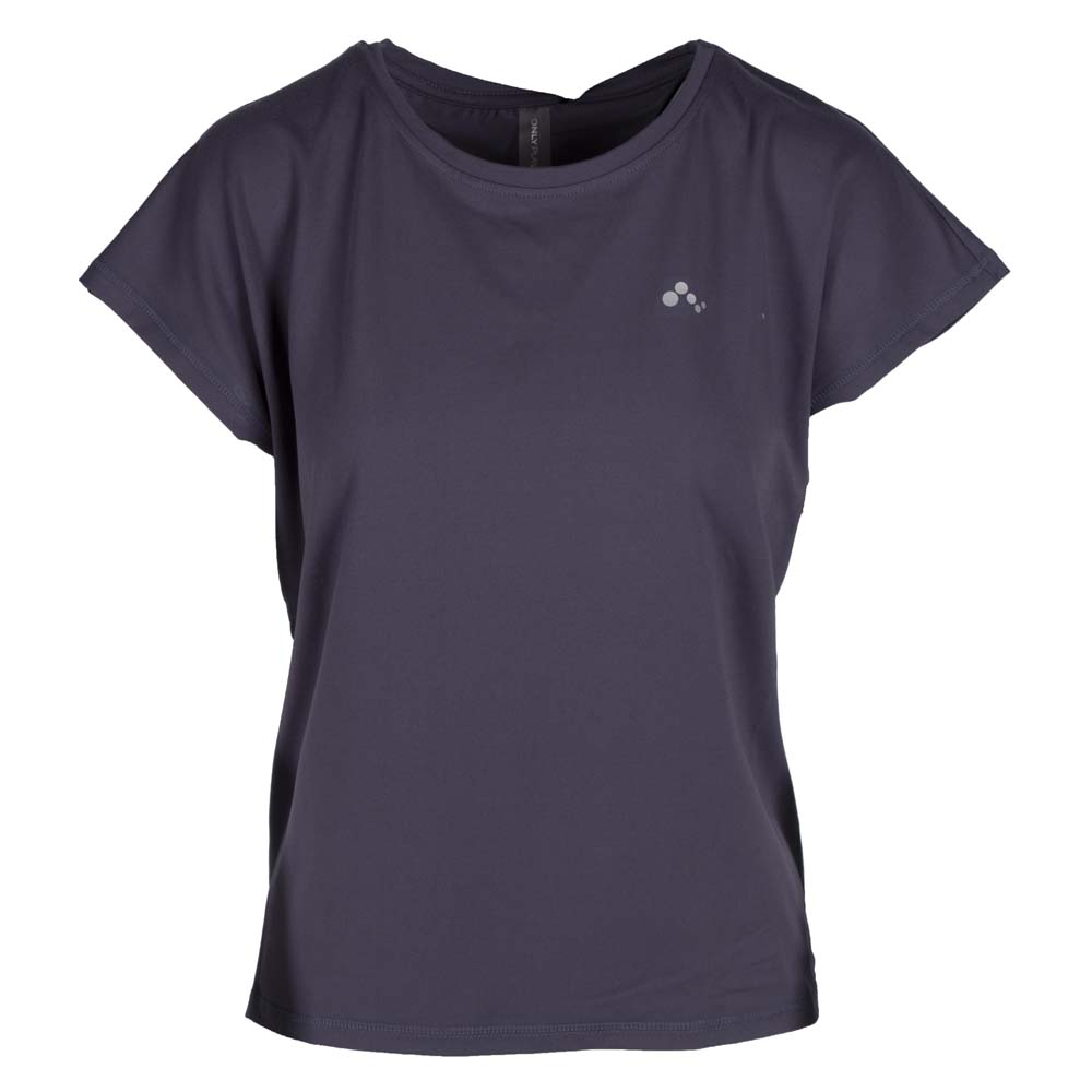 Only Play Trainingsshirt Aubree grijs maat:l