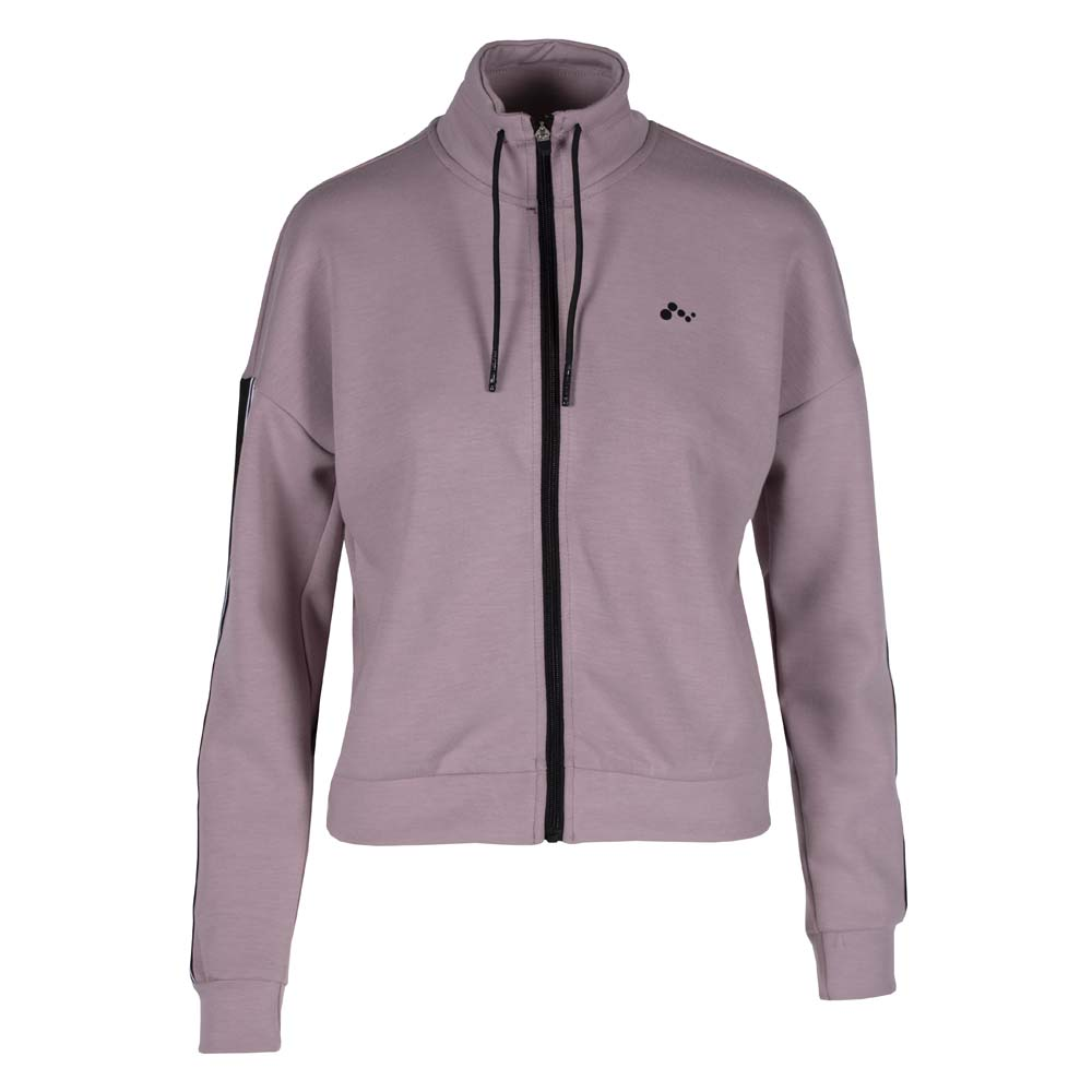 Only Play Maxie Sweatvest roze maat:m