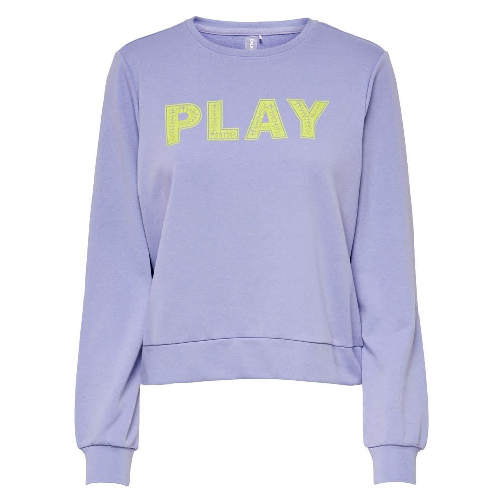 Only Play Adar Sweater lila maat:m