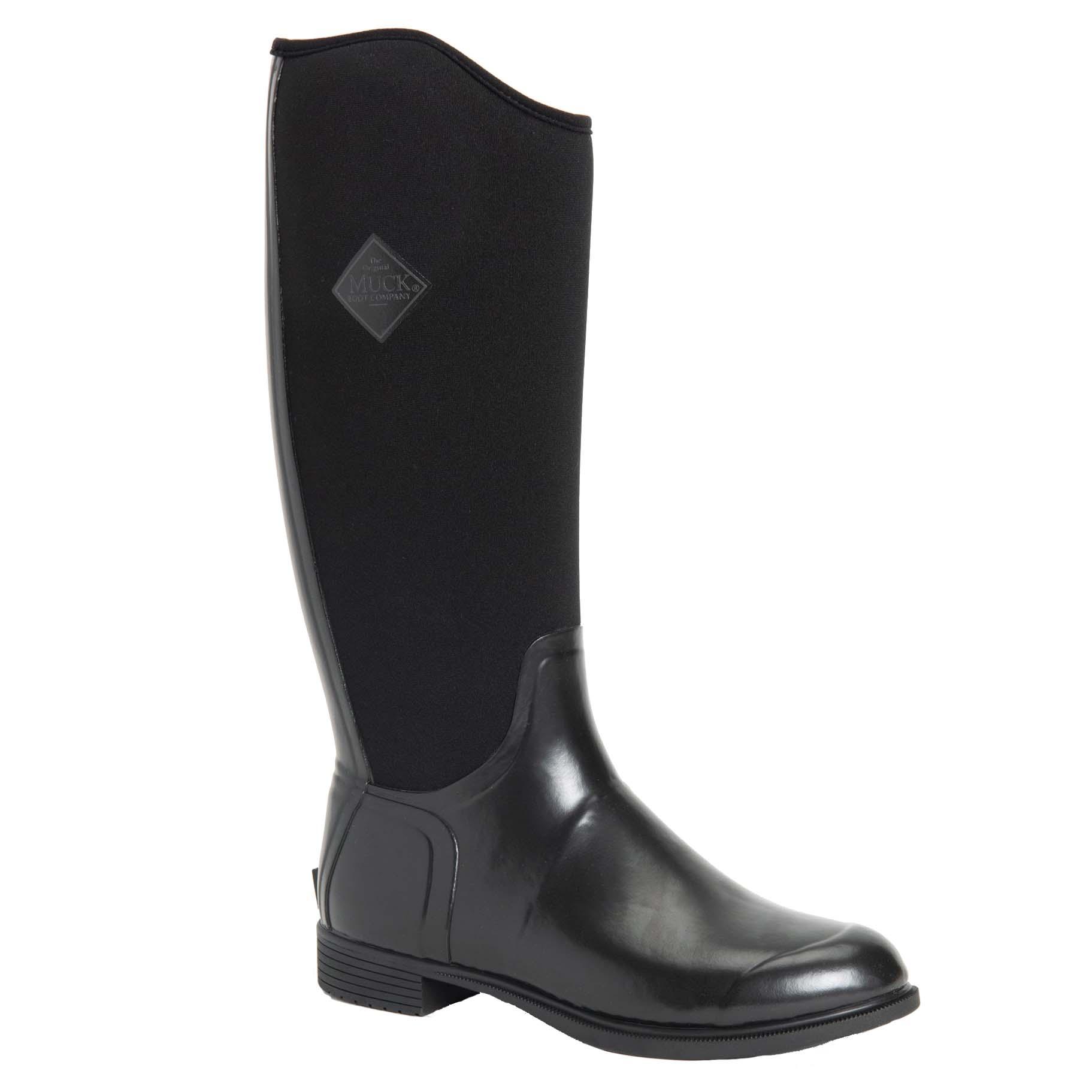 Muck Boots Derby Tall zwart maat:6,5