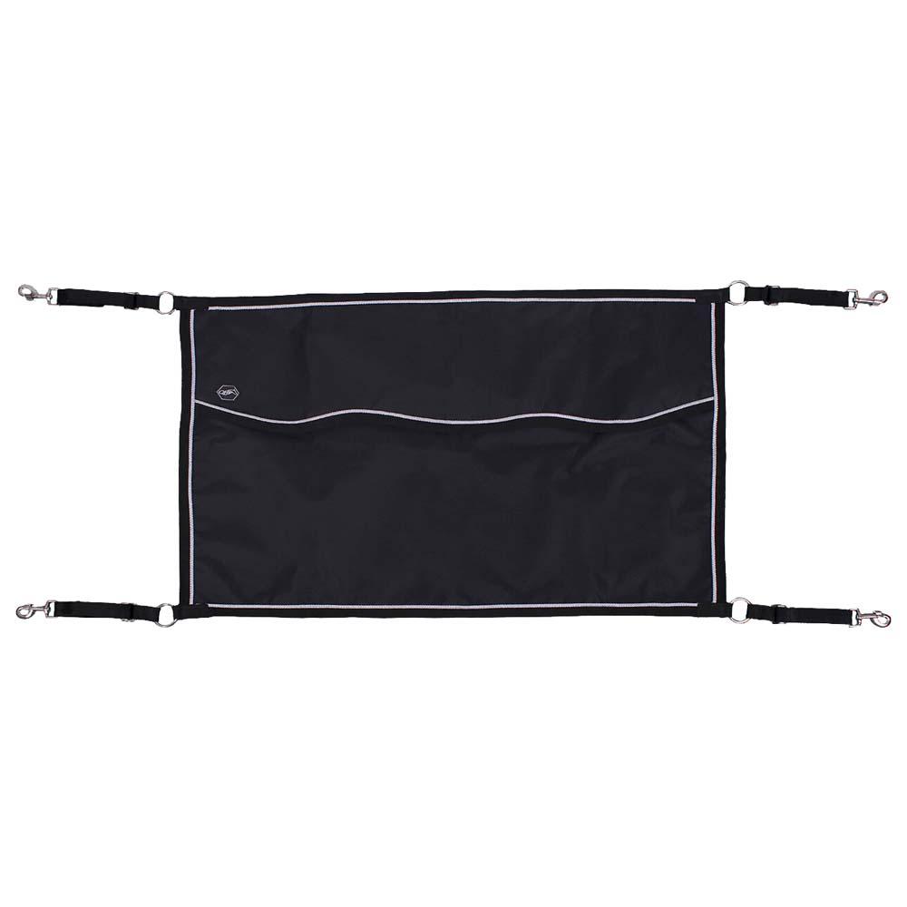 QHP Boxafsluiter 60x95 cm zwart
