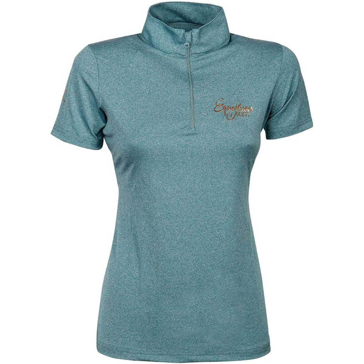 Harry's Horse Harding Techshirt groen maat:s