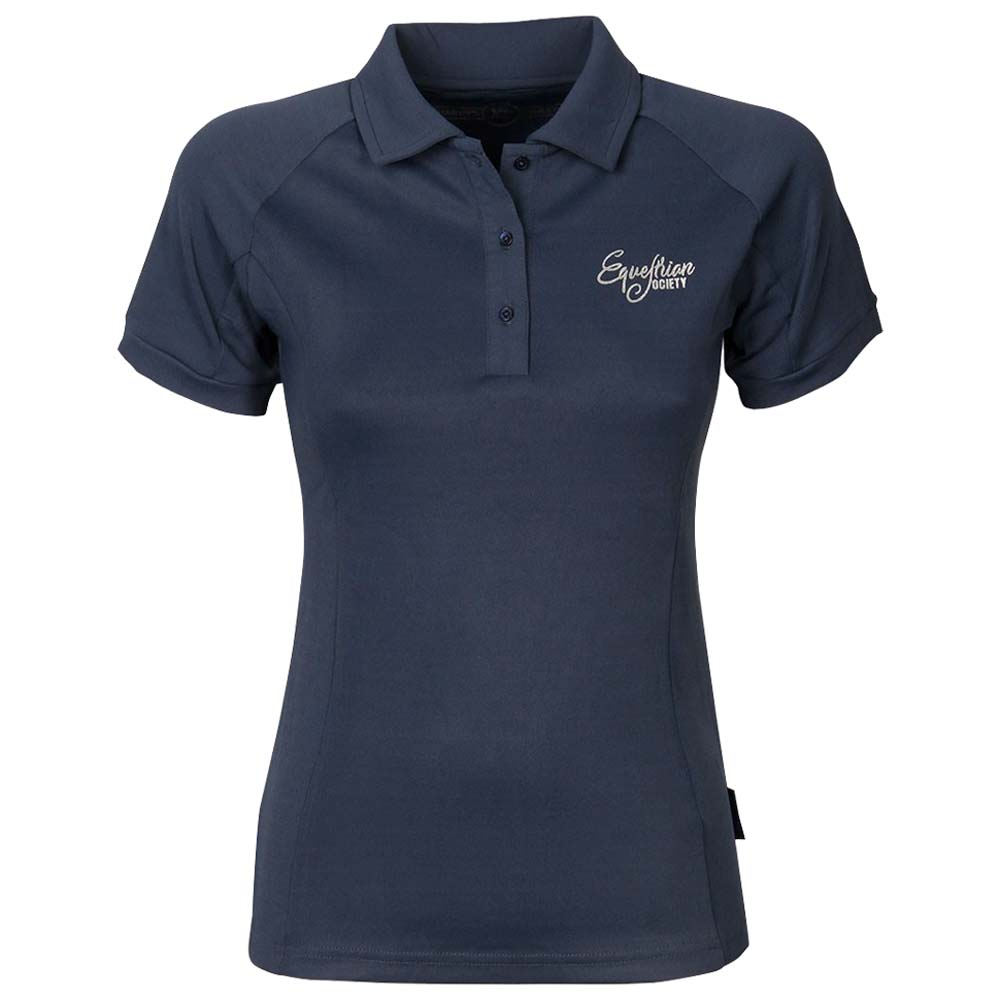 Harry's Horse Stella Polo donkerblauw maat:m