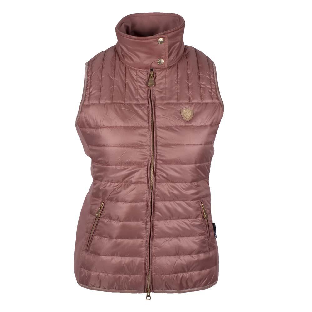 Covalliero Bodywarmer vj21 roze maat:l