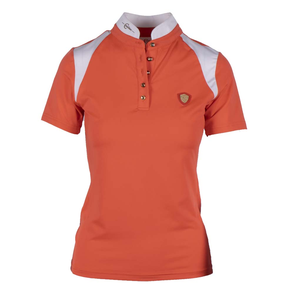 Covalliero Wedstrijdshirt vj21 oranje maat:m