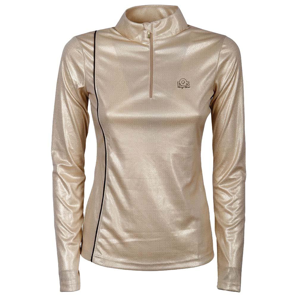 Harry's Horse EQS Champagne Trainingsshirt beige maat:s