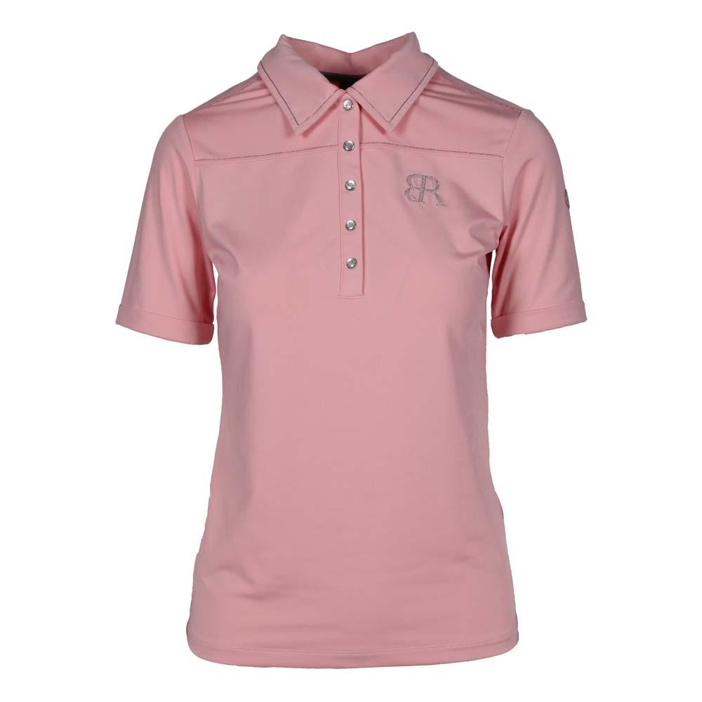 BR Romee Polo roze maat:xs