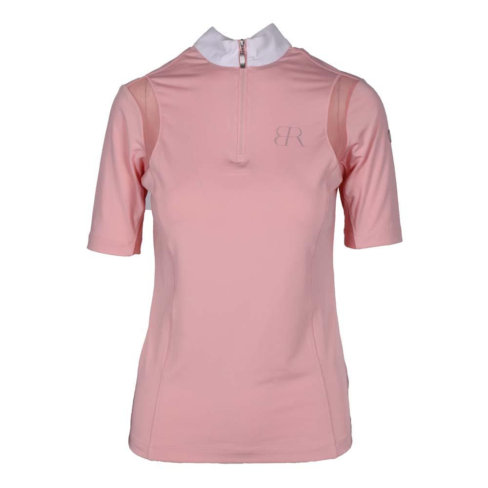 BR Rachelle Wedstrijdshirt roze maat:m