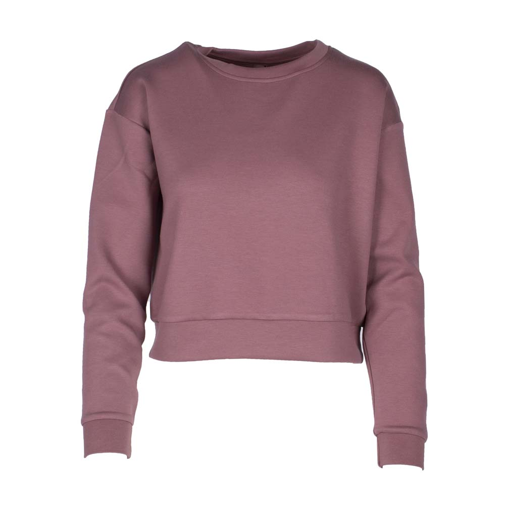 Only Play Lounge Sweater bruin maat:m