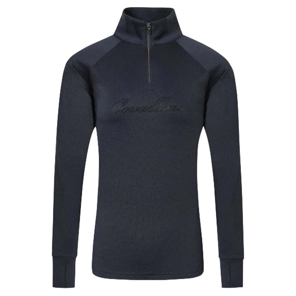 Covalliero NJ21 Trainingsshirt donkerblauw maat:s
