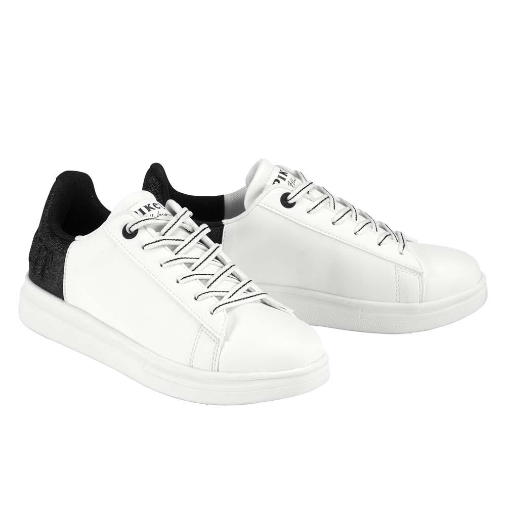 Pikeur Lia Glitter Sneakers wit maat:40