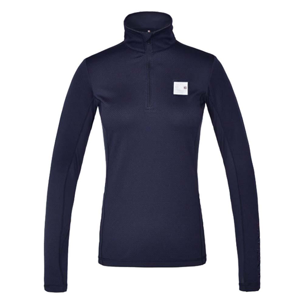 Kingsland Maxine Trainingsshirt donkerblauw maat:s