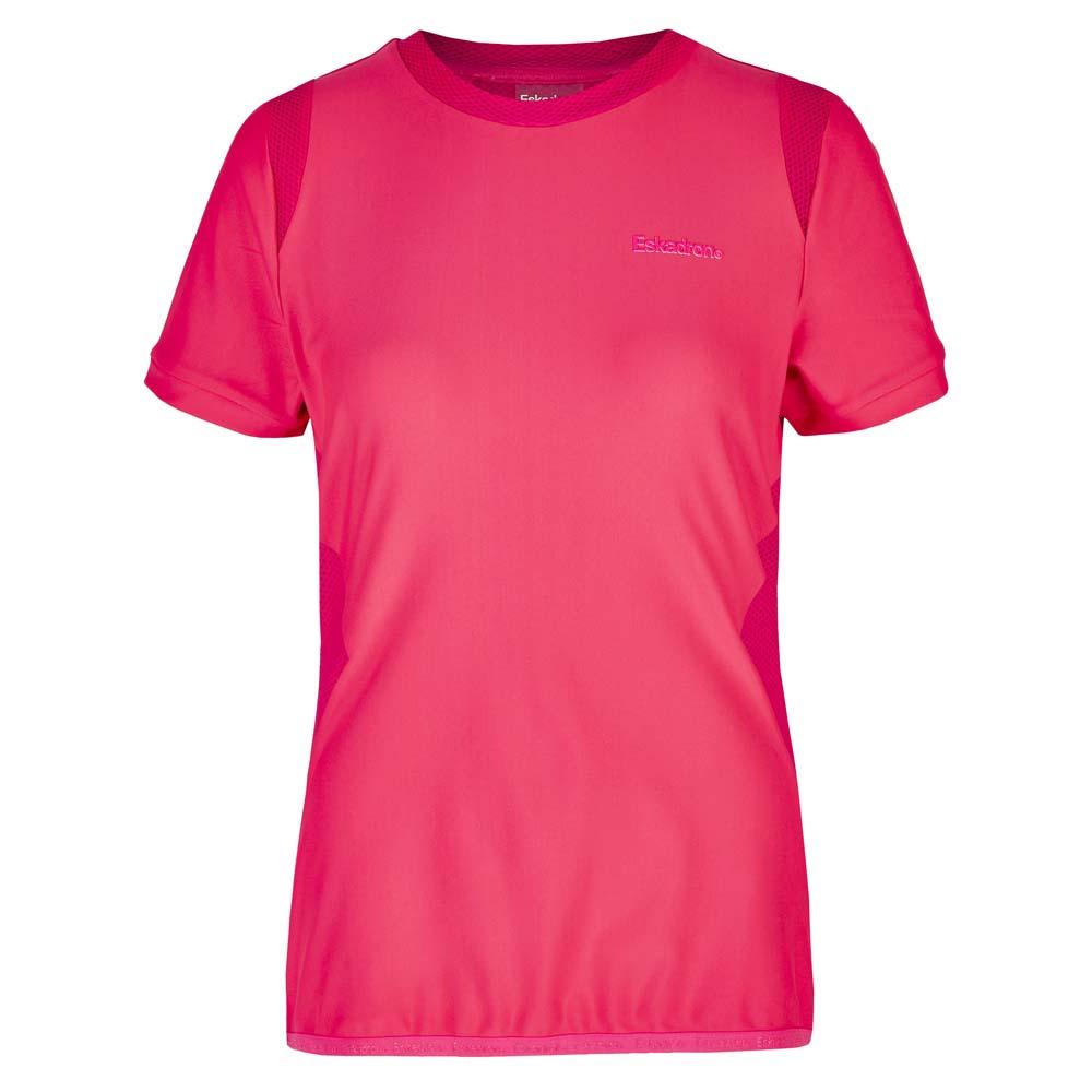 Eskadron Reflexx Techshirt SS21 roze maat:l