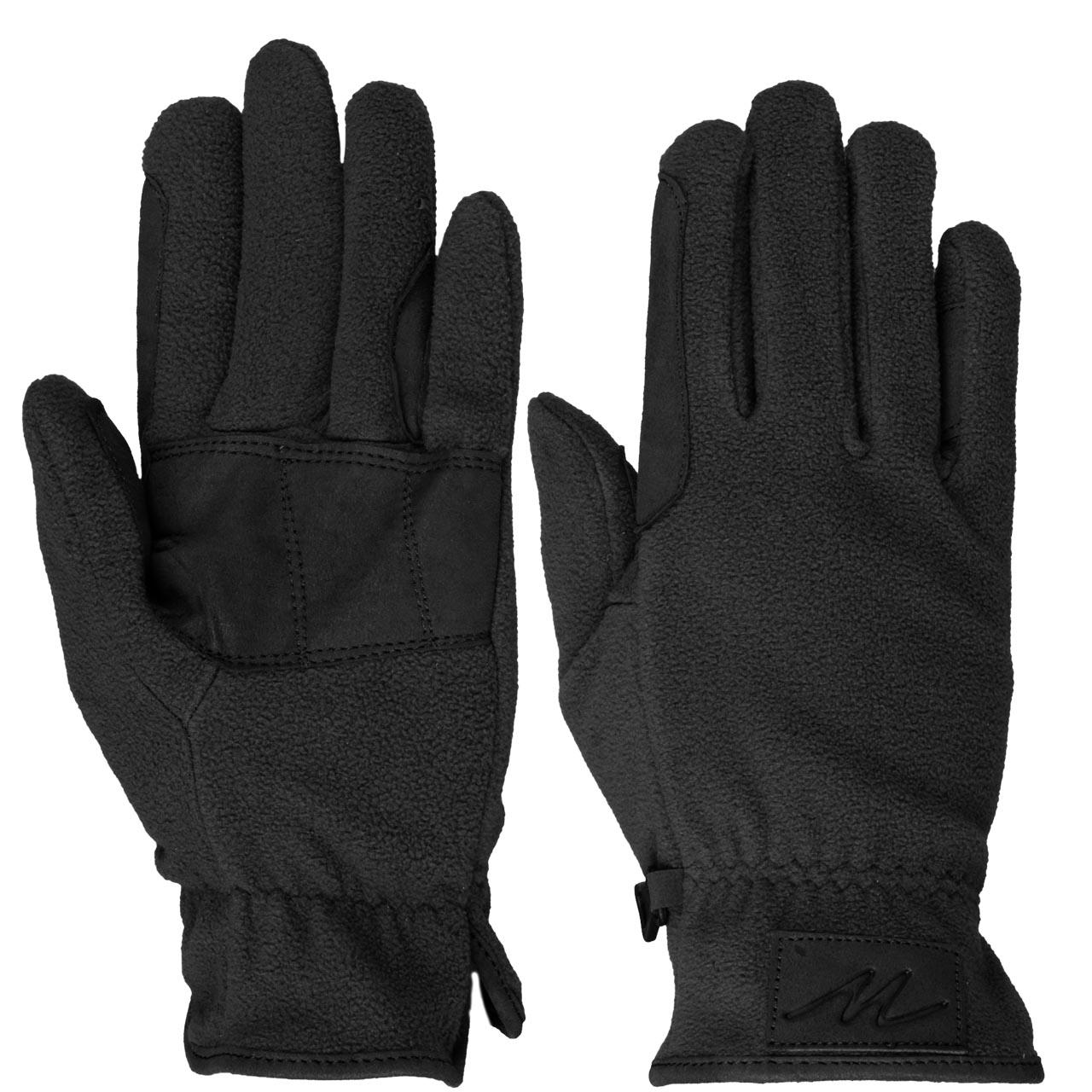 Mondoni Hamar handschoen zwart maat:l