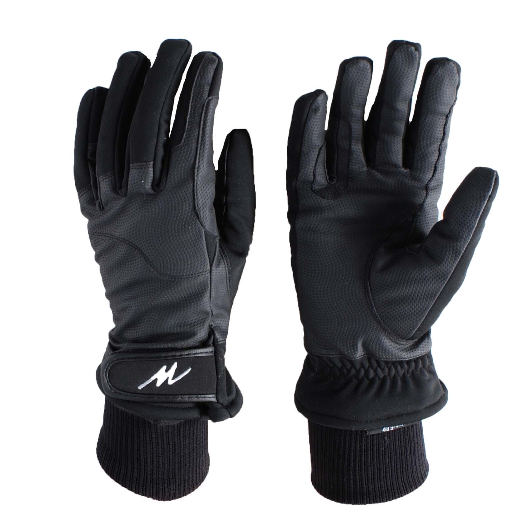 Mondoni Bogota winter handschoenen zwart maat:m