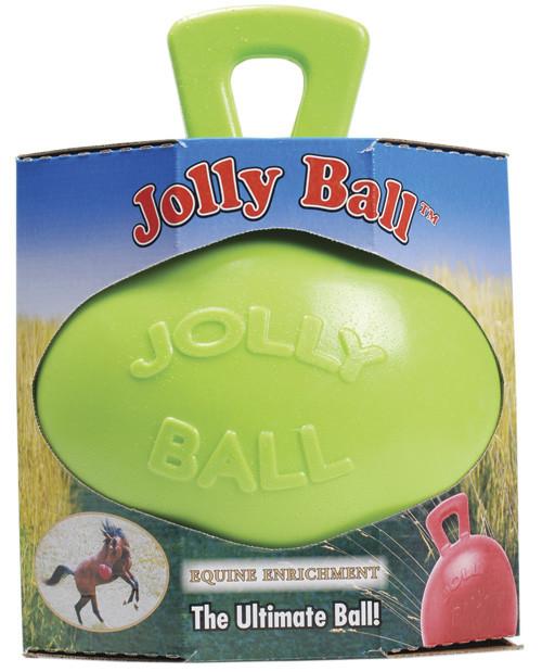 Jolly Ball appelgeur groen