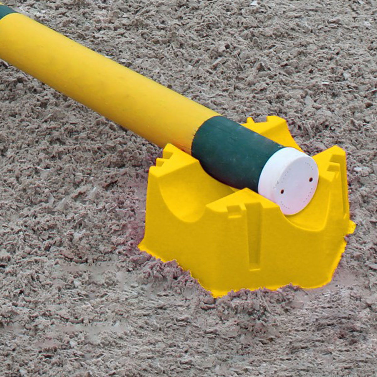 Waldhausen Cavaletti blok geel maat:one size