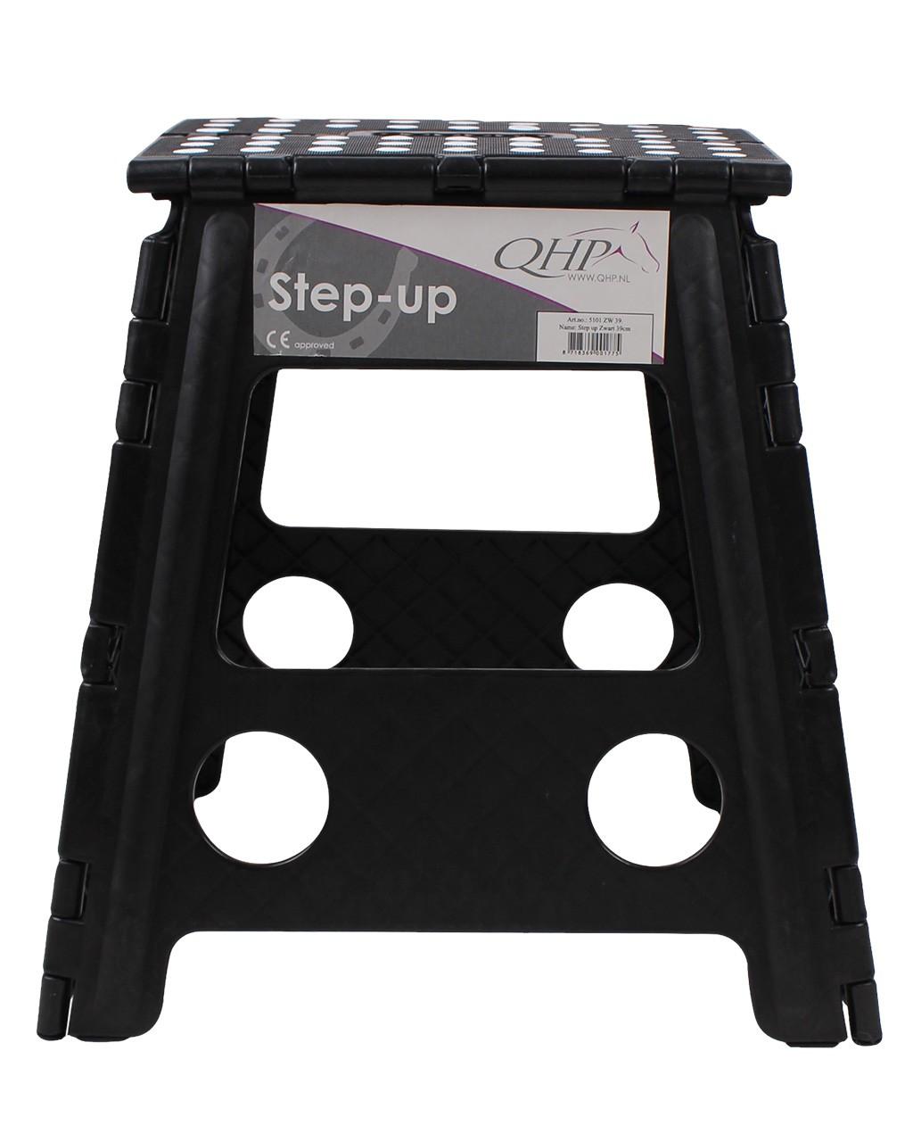 QHP Step Up zwart