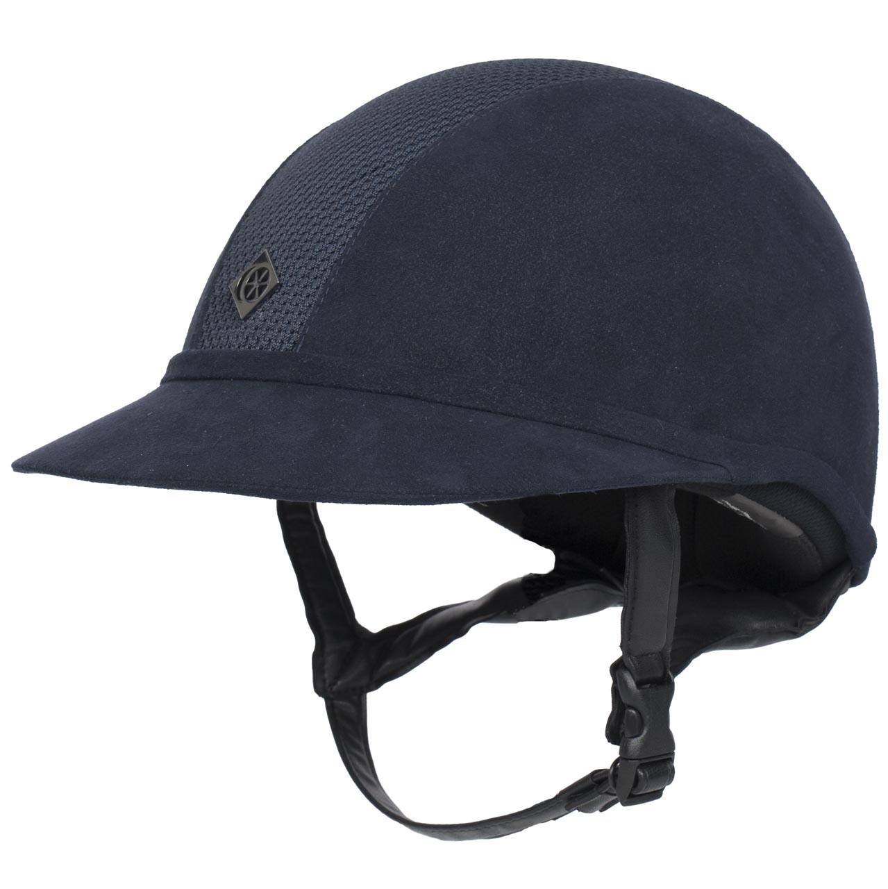Charles Owen SP8 cap