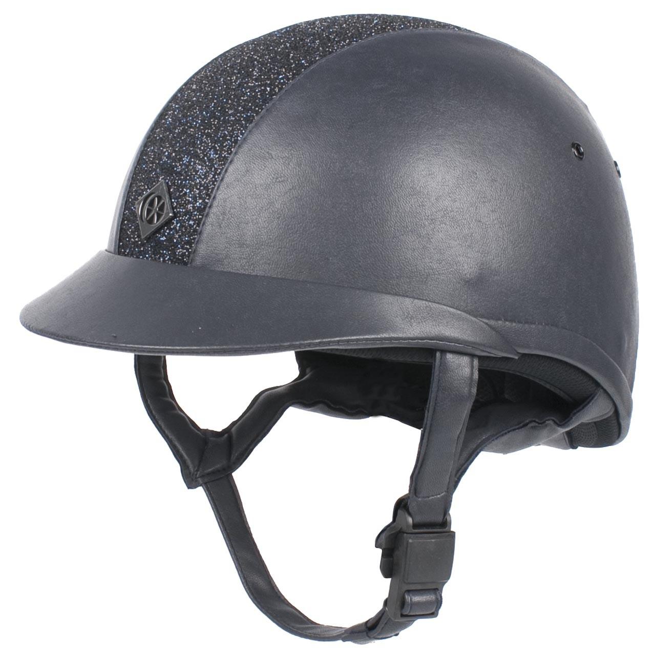 Charles Owen Elumen8 leather cap