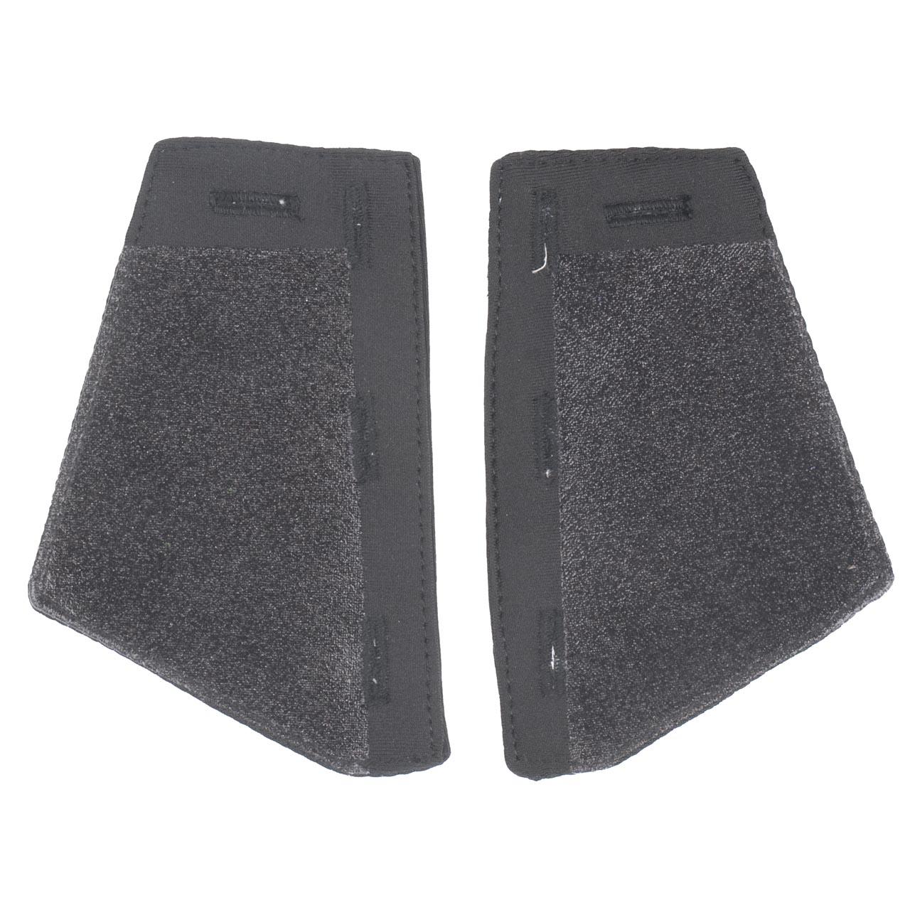 Horka Splts voor rijjas zwart