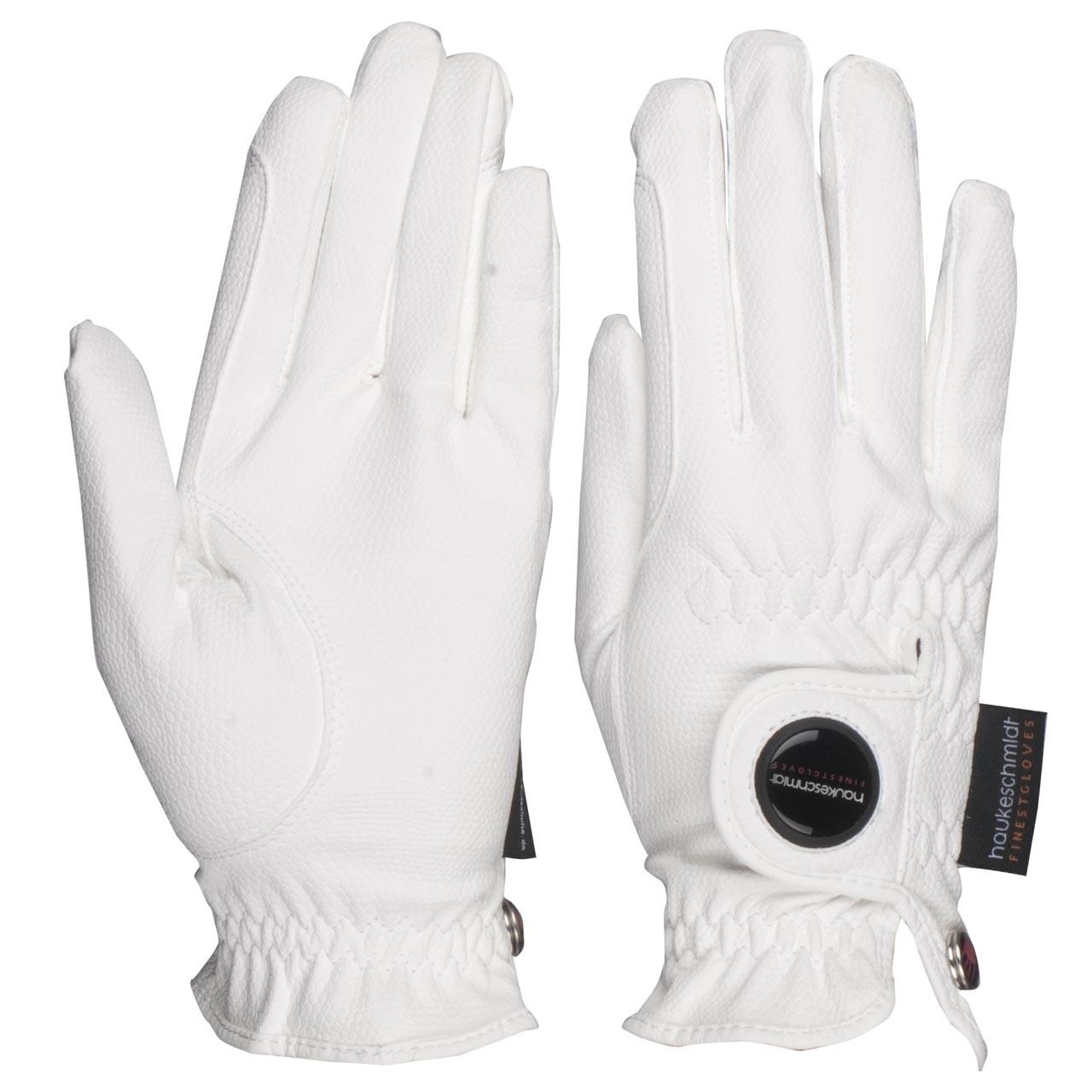 H.Schmidt Touch of Class handschoenen wit maat:9