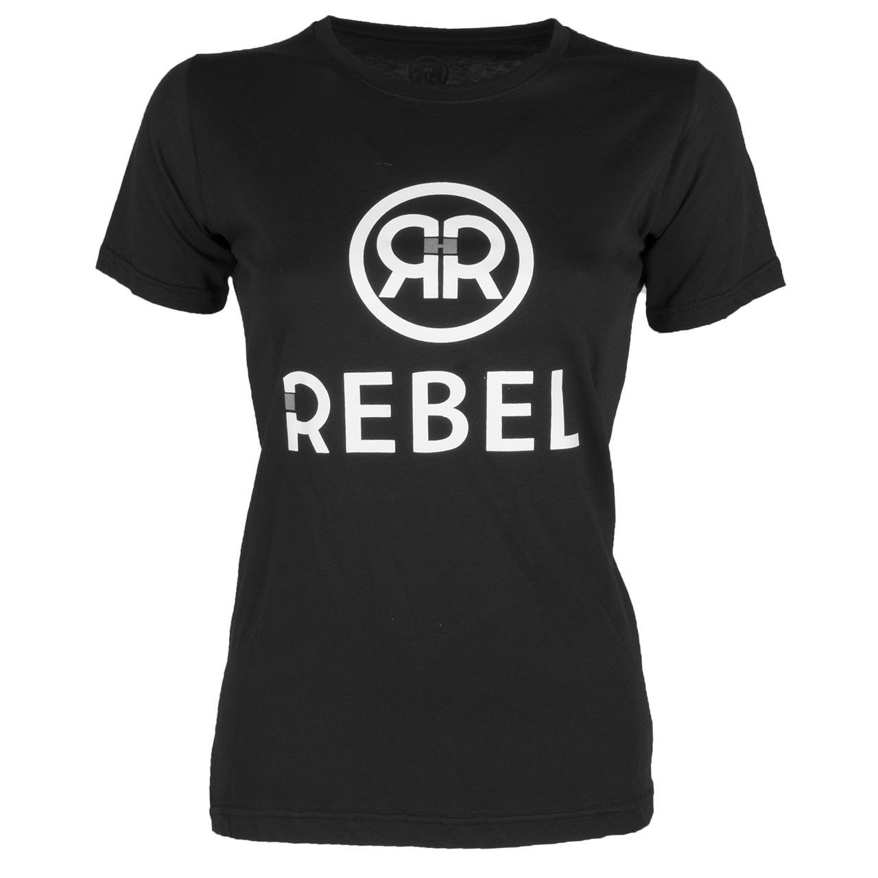 Rebel Zoey tshirt kobalt maat:xs