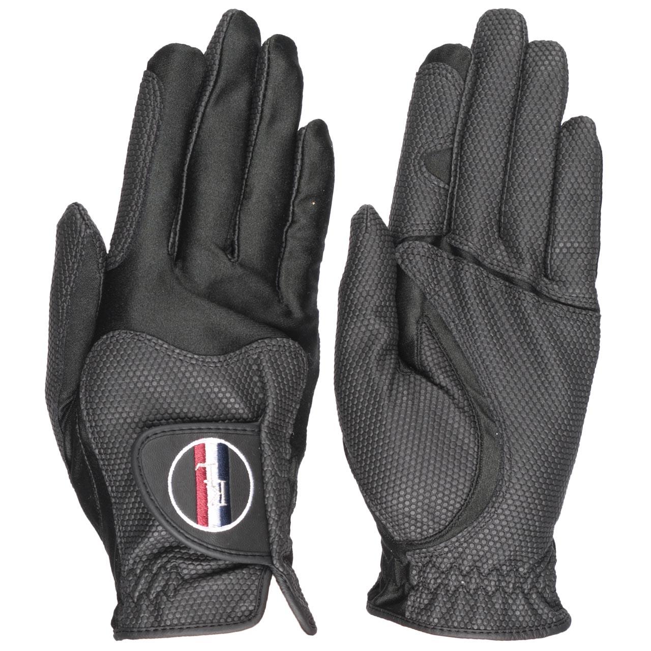 Kingsland Classic handschoenen zwart maat:l
