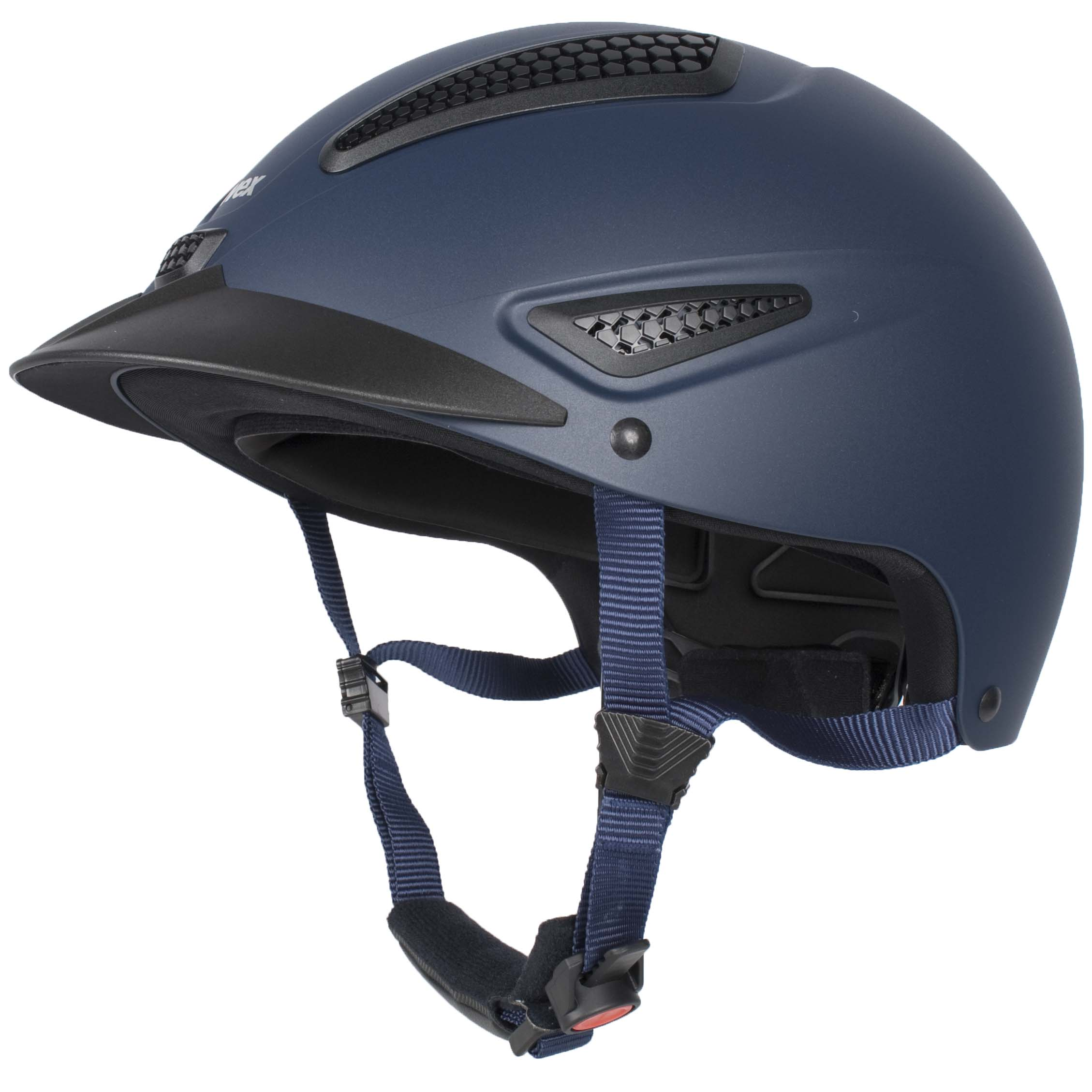 Uvex Perfexxion II cap donkerblauw maat:m/l