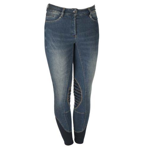 Anky Washed rijbroek jeans maat:38