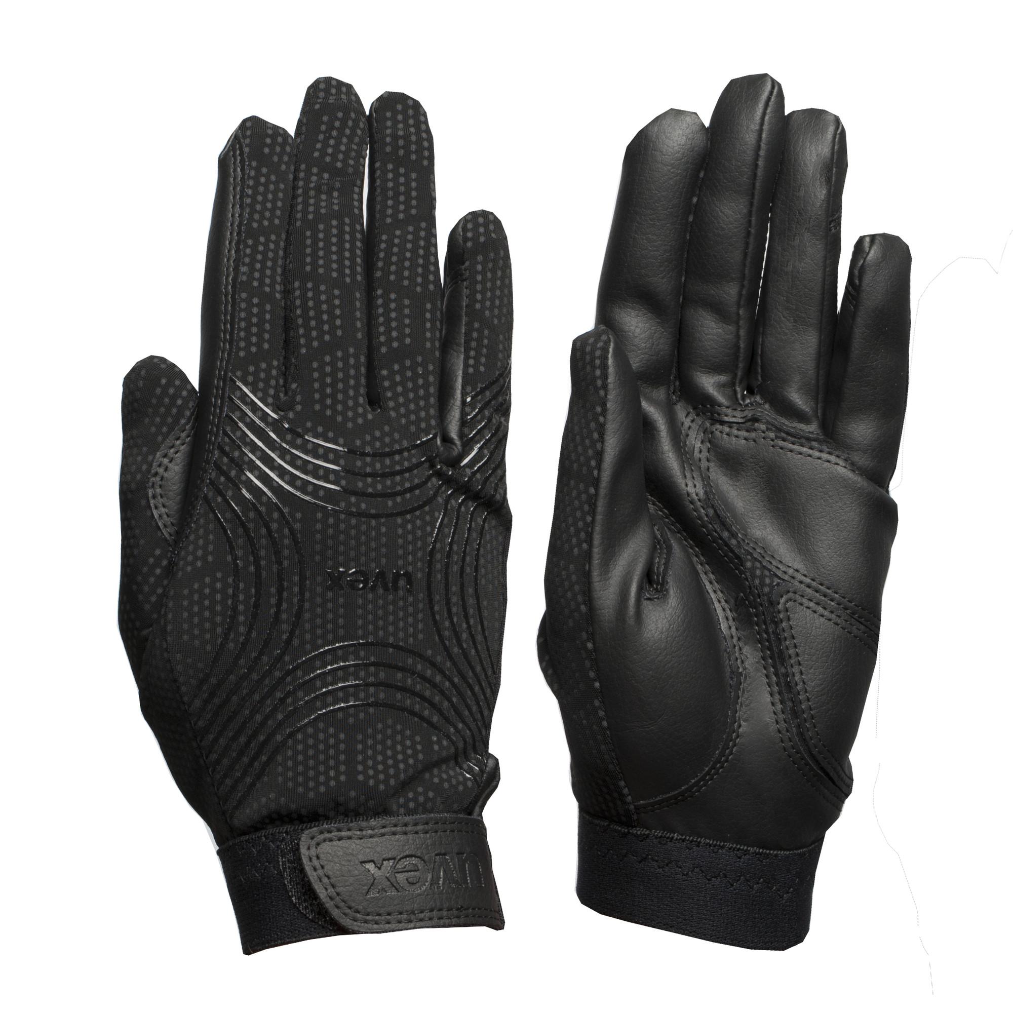 Uvex Handschoenen Ceravent zwart maat:8