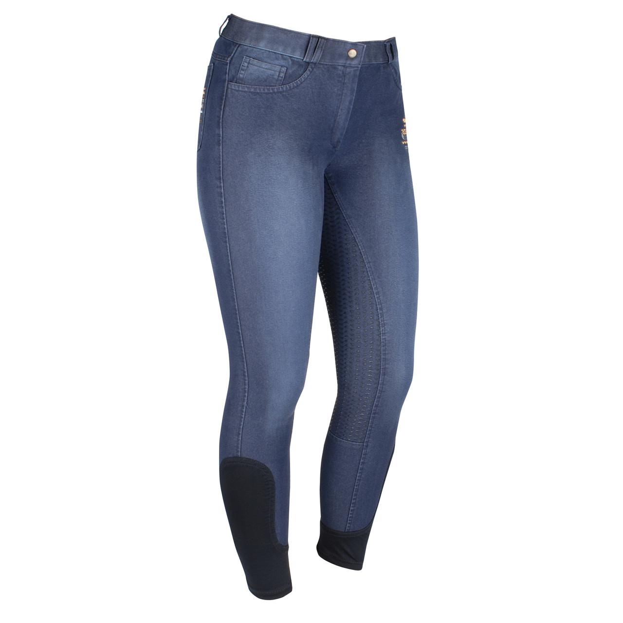 Mondoni Eivissa rijbroek jeans maat:38