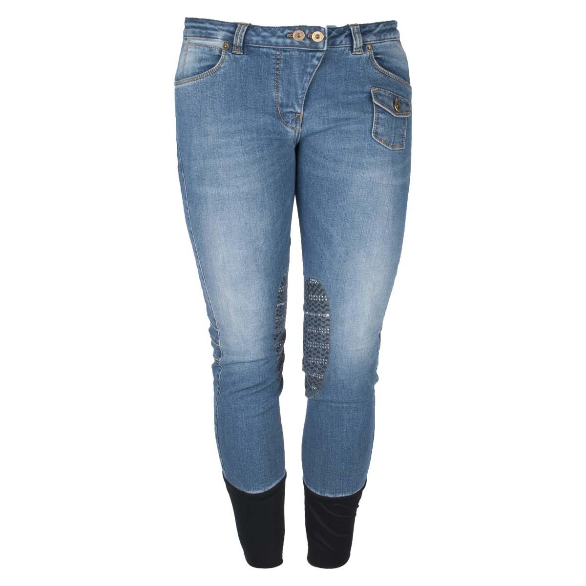 Animo Nuoto Rijbroek jeans maat:40