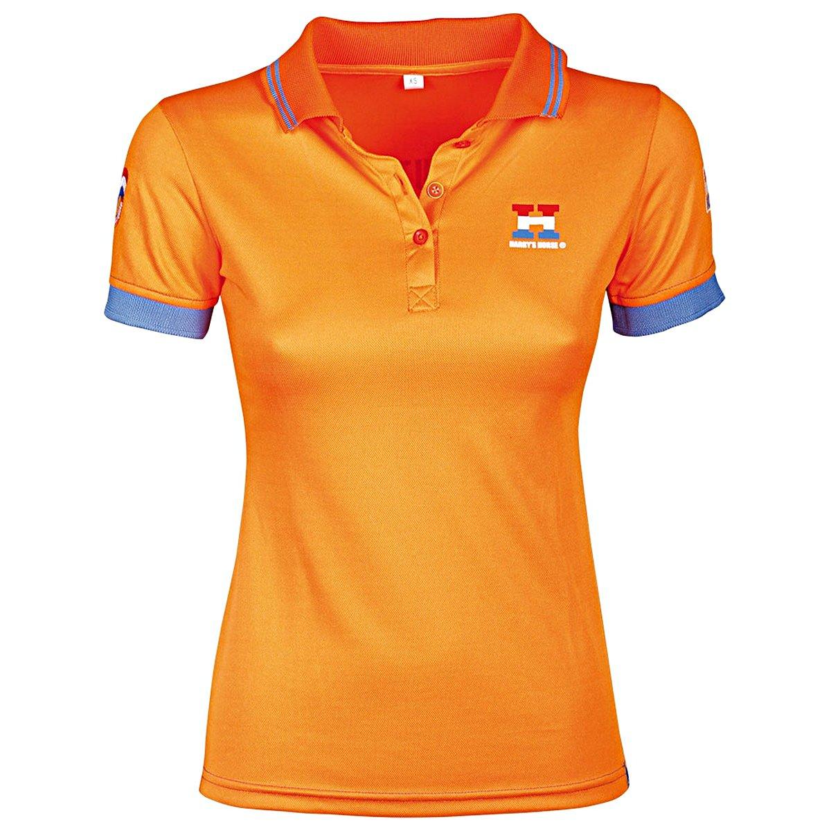 Harrys Horse Dutch Horse Squad polo oranje maat:xxl