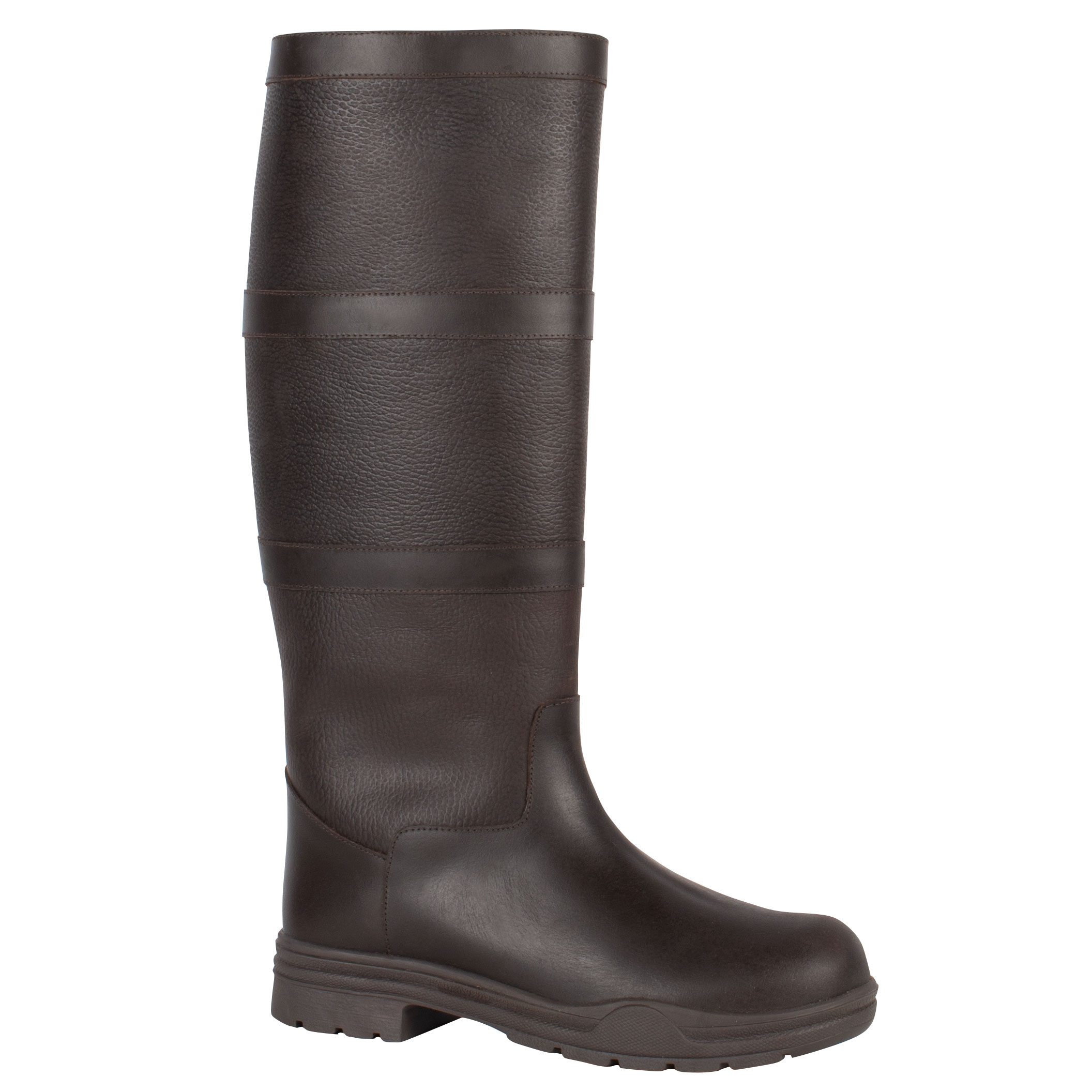 Mondoni Country Boots donkerbruin maat:36