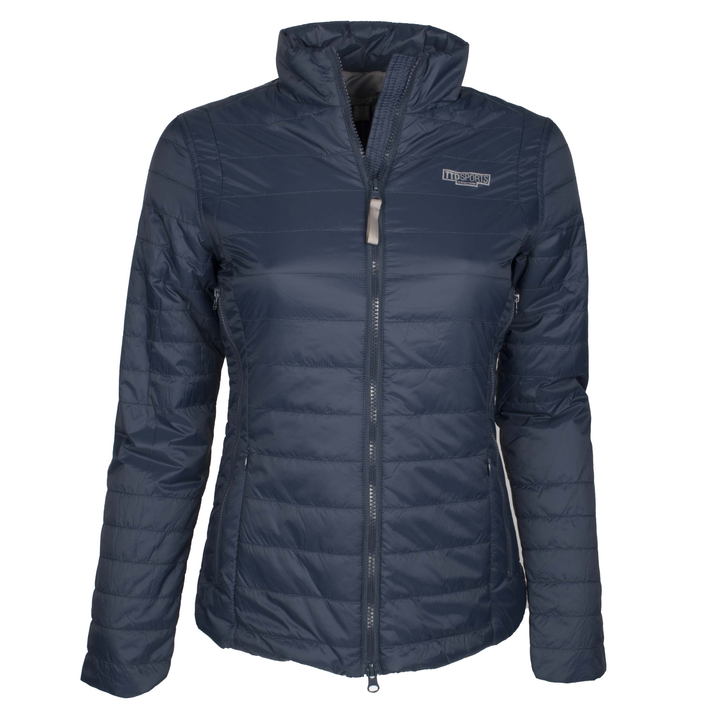 TTD Outsider jack donkerblauw maat:s